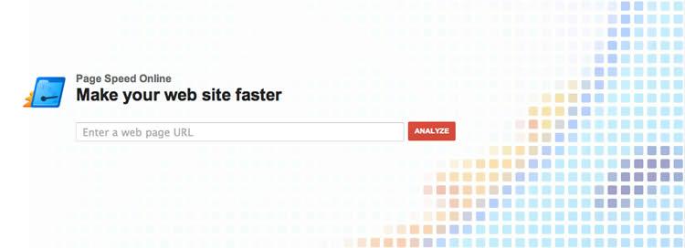 Medidor de velocidad web
